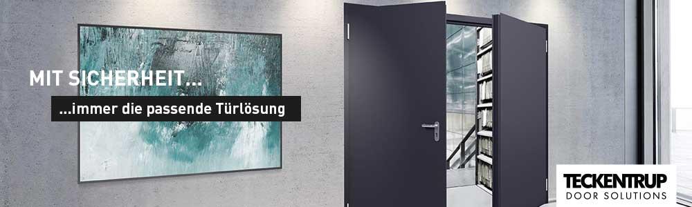 Banner-Teckentrup-Türen