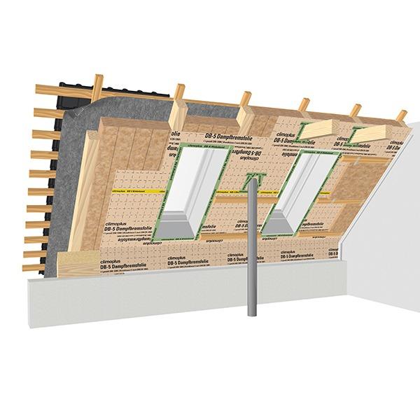 Dach-Steildach