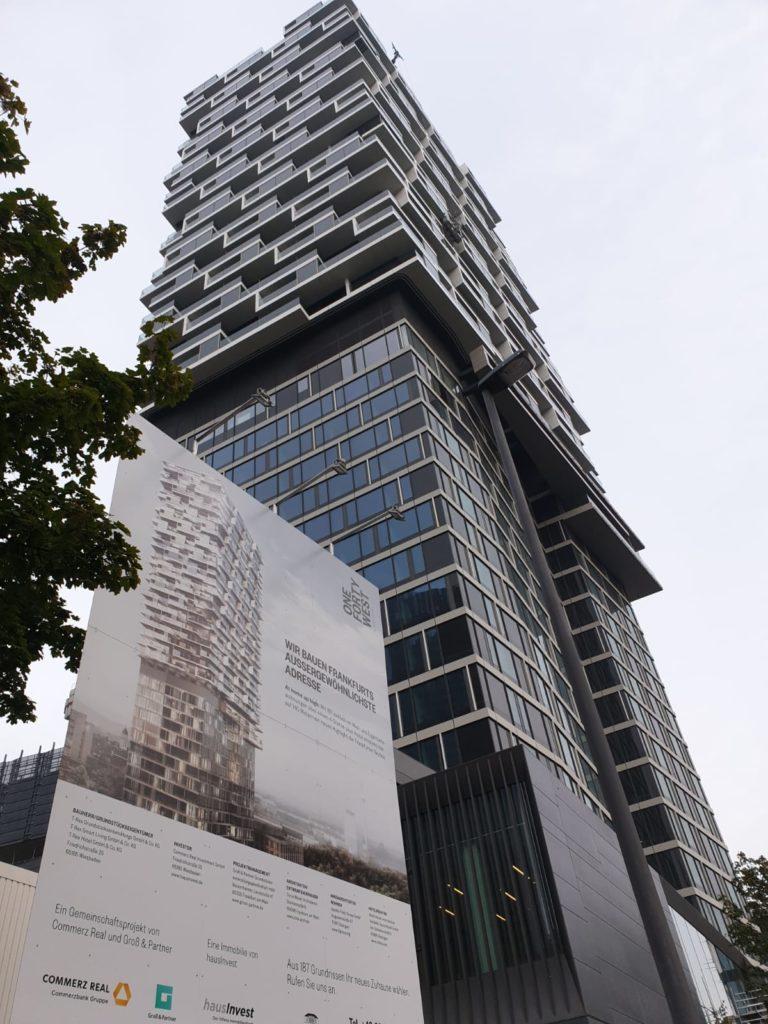 T-REX Tower Frankfurt